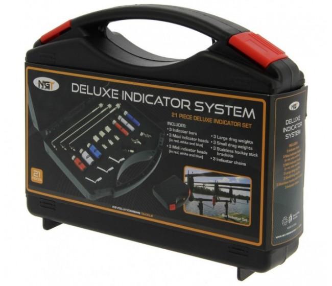 Комплект обтегачи NGT DELUXE MIDI/MAXI INDICATOR SET 3 бр. | www.CARPMOJO.com