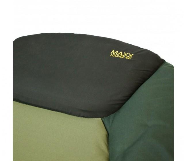 Легло MAX CARP BEDCHAIR 8 КРАКА | www.CARPMOJO.com