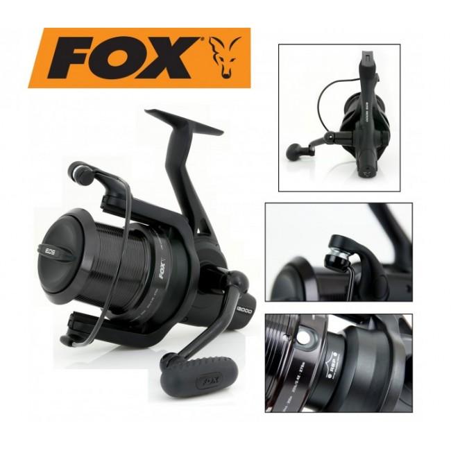 Макара FOX EOS 12000 | www.CARPMOJO.com