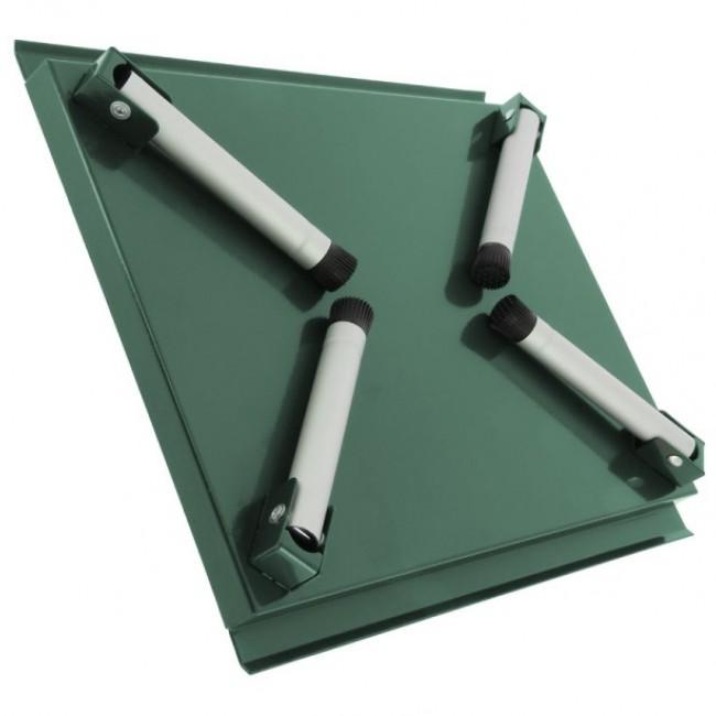 Биви масичка NGT BIVVY / BAIT TABLE с регулируеми крака | www.CARPMOJO.com