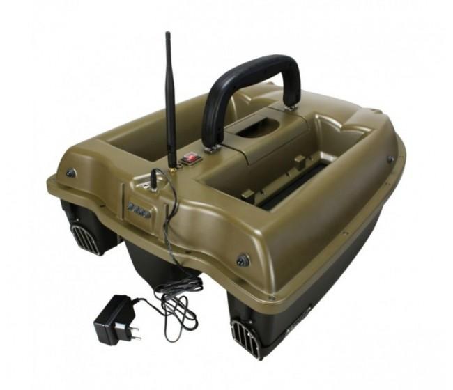 Лодка за захранка MASTER M2 BAIT BOAT | www.CARPMOJO.com