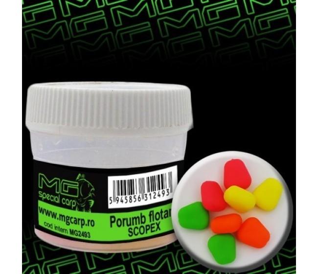 Силиконова царевица MG SPECIAL CARP, 8 броя, различни вкусове и цветове | www.CARPMOJO.com