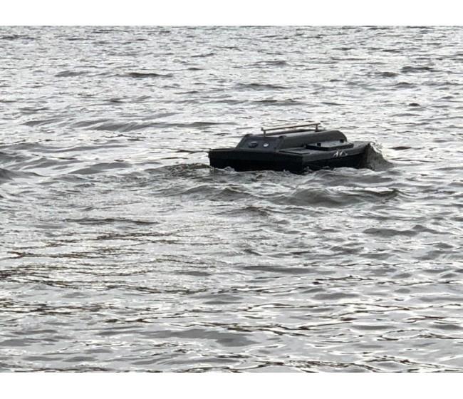 Лодка за захранка CARP MOJO MK1 | www.CARPMOJO.com