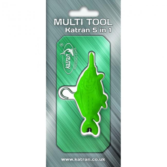 Инструмент KATRAN Multi Tool 5в1