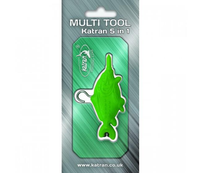 Инструмент KATRAN Multi Tool 5в1   www.CARPMOJO.com