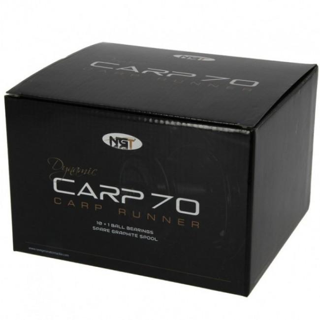 Макара NGT DYNAMIC 7000 10BB BIG CARP REEL | www.CARPMOJO.com