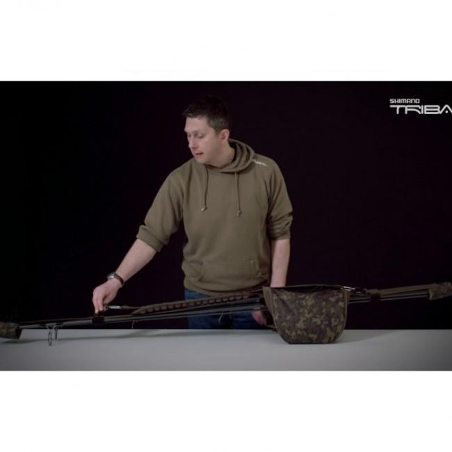 Единичен калъф за въдица SHIMANO TRENCH TIP PROTECTOR SLING   www.CARPMOJO.com