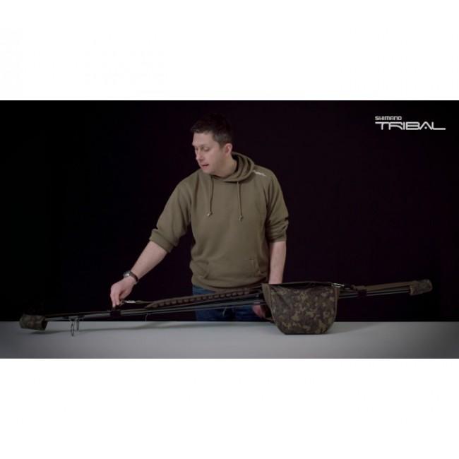 Единичен калъф за въдица SHIMANO TRENCH TIP PROTECTOR SLING | www.CARPMOJO.com