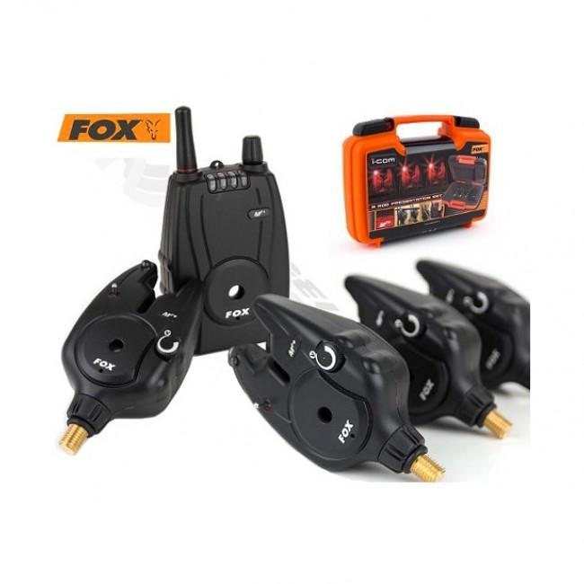 Сигнализатори 4+1 FOX MICRON MR+ | www.CARPMOJO.com