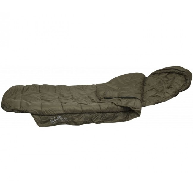 Спален чувал FOX WARRIOR SLEEPING BAG | www.CARPMOJO.com