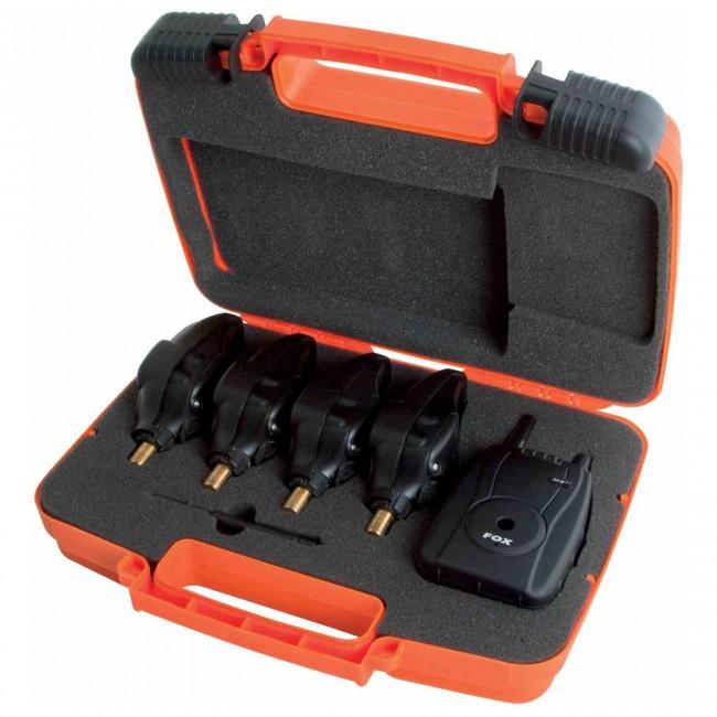 Сигнализатори 3+1 FOX MR+ 3 Rod Set