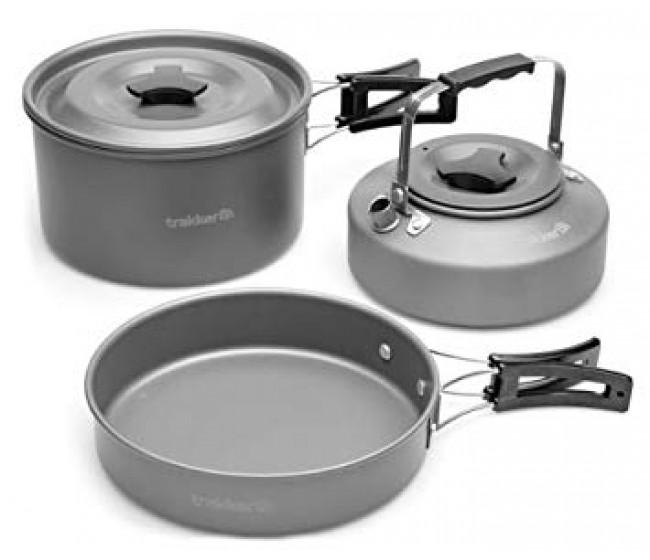 Комплект Trakker Complete Cookware Set | www.CARPMOJO.com