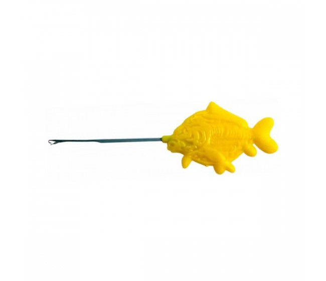 Универсална игла KATRAN, със закопчалка, за мека стръв и PVA продукти | www.CARPMOJO.com