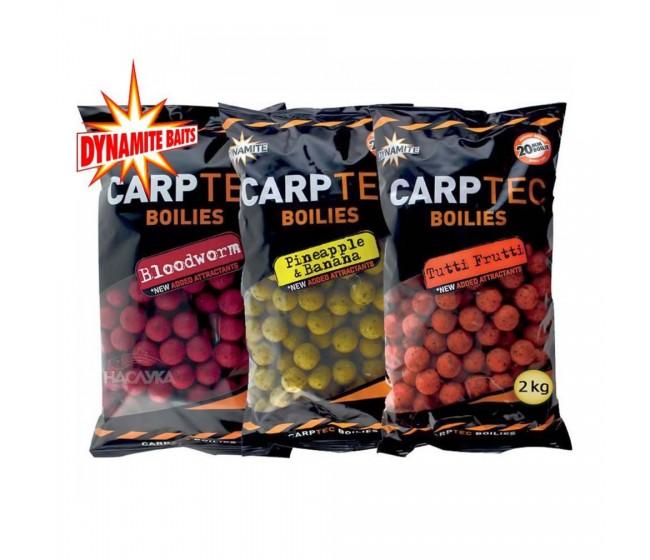 Протеинови топчета DYNAMITE Baits CarpTec Boilies 2 kg | www.CARPMOJO.com