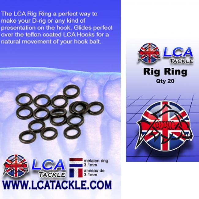 Халкички LCA, 20 броя | www.CARPMOJO.com