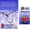 Винтове за стръв LCA Bait Screws, 15 броя   www.CARPMOJO.com