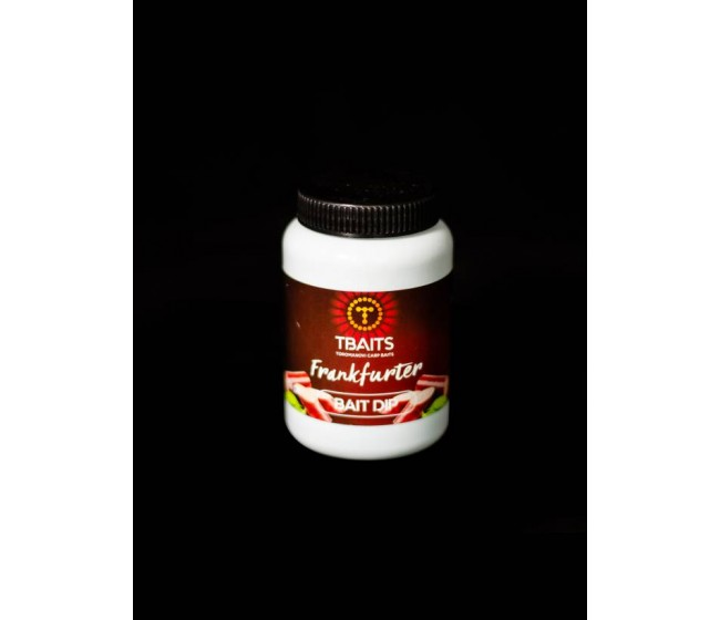 Дип T-BAITS Frankfurter, 150 ml | www.CARPMOJO.com