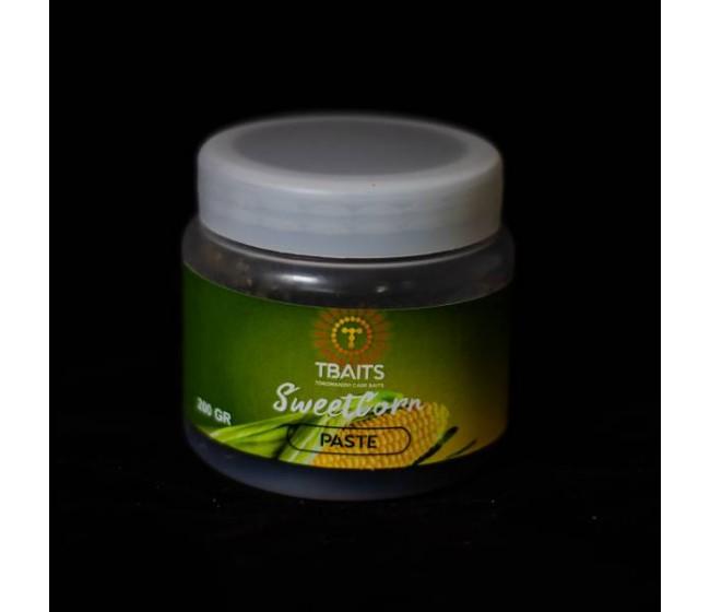 Паста T-BAITS Sweetcorn, 200 g | www.CARPMOJO.com