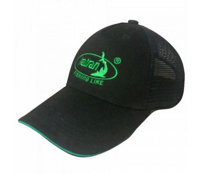 Шапка с козирка KATRAN FISHING LINE | www.CARPMOJO.com