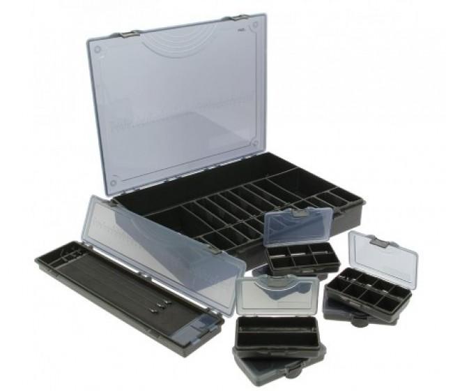 Кутия за аксесоари NGT 7+1 Tackle Box | www.CARPMOJO.com
