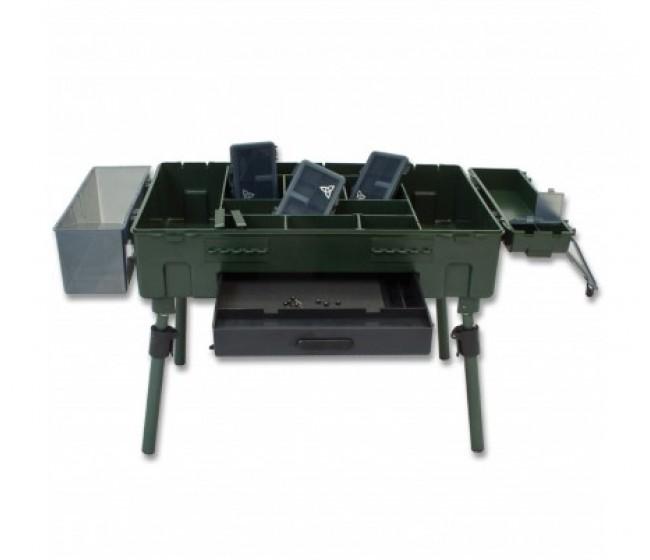 Кутия за аксесоари Rig Station | www.CARPMOJO.com