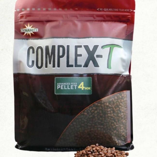 Пелети DYNAMITE Baits Complex-T Pellets | www.CARPMOJO.com
